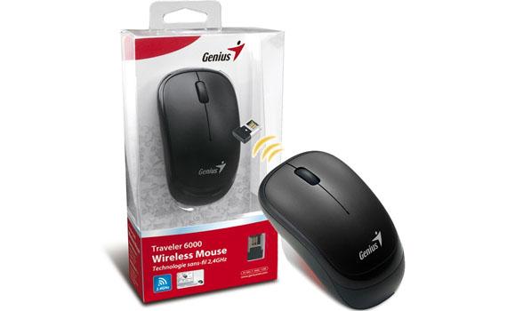 Mouse Ko Dây Genius 6000